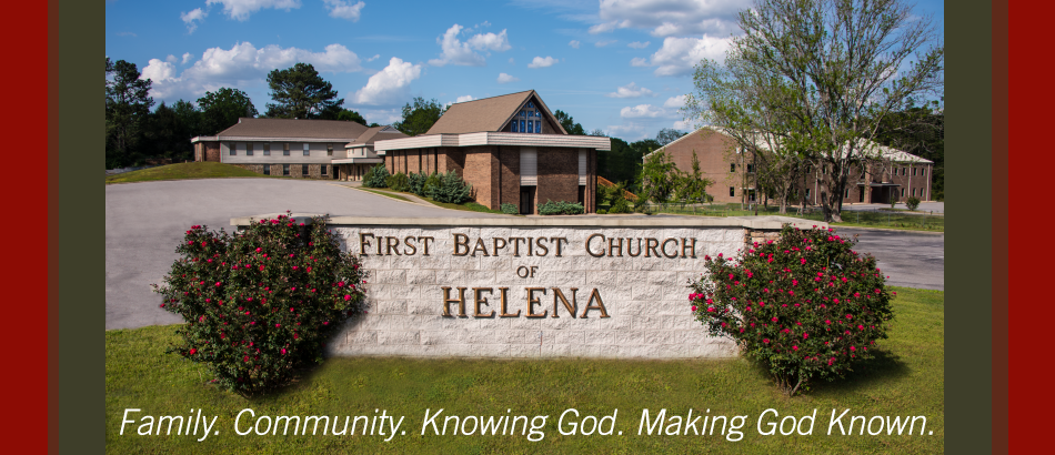 First Baptist Church Helena